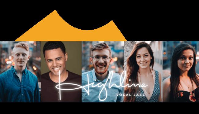 Voctave opener - highline, 5 artists